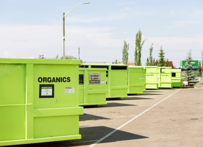 View our Garbage, Organics and Recycling page